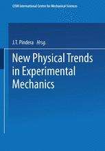 New Physical Trends in Experimental Mechanics