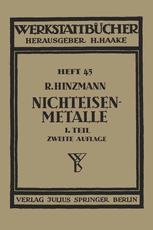 Nichteisenmetalle