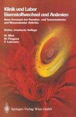 Klinik und Labor Eisenstoffwechsel und Anämien