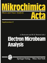 Electron Microbeam Analysis