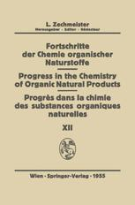 Fortschritte der Chemie Organischer Naturstoffe / Progress in the Chemistry of Organic Natural Products / Progres dans la Chimie des Substances Organiques Naturelŀes
