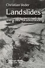 Landslides and Their Stabilization