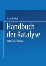 Handbuch der Katalyse