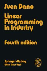 Linear Programming in Industry