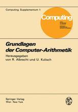 Grundlagen der Computer-Arithmetik