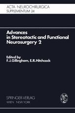 Advances in Stereotactic and Functional Neurosurgery 2