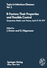 R-Factors: Their Properties and Possible Control