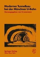 Moderner Tunnelbau bei der Münchner U-Bahn
