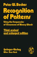 Recognition of Patterns