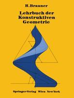 Lehrbuch der Konstruktiven Geometrie
