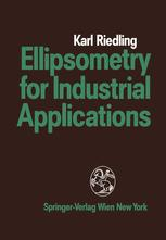 Ellipsometry for Industrial Applications