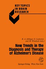 New Trends in the Diagnosis and Therapy of Alzheimer's Disease