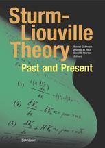 Sturm-Liouville Theory