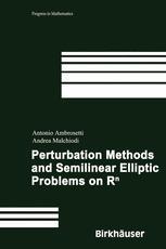 Perturbation Methods and Semilinear Elliptic Problems on Rn