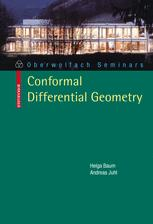 Conformal Differential Geometry