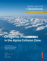 Orogenic Processes in the Alpine Collision Zone