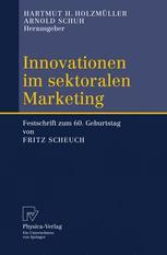 Innovationen im sektoralen Marketing