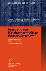 Innovationen für eine nachhaltige Wasserwirtschaft