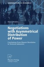 Negotiations with Asymmetrical Distribution of Power
