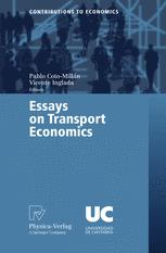 Essays on Transport Economics