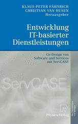 Entwicklung IT-basierter Dienstleistungen