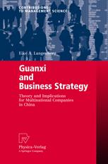 Guanxi and Business Strategy