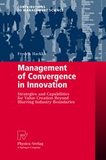 Management of Convergence in Innovation