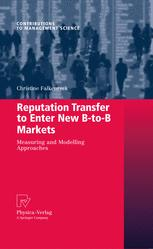 Reputation Transfer to Enter New B-to-B Markets