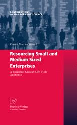 Resourcing Small and Medium Sized Enterprises