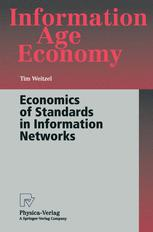 Economics of Standards in Information Networks