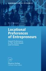 Locational Preferences of Entrepreneurs