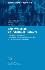 The Evolution of Industrial Districts