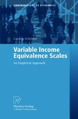 Variable Income Equivalence Scales