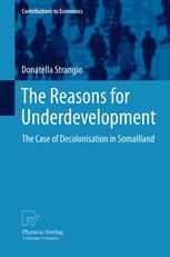 The Reasons for Underdevelopment