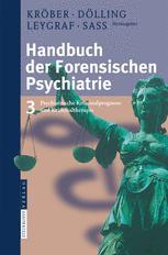Handbuch der Forensischen Psychiatrie