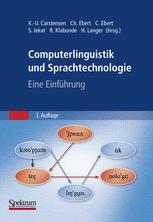Computerlinguistik und Sprachtechnologie