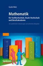 Mathematik für Fachhochschule, Duale Hochschule und Berufsakademie
