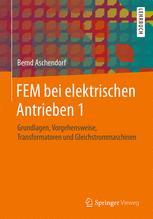 FEM bei elektrischen Antrieben 1