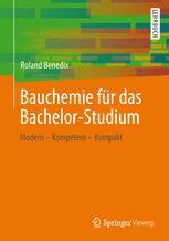 Bauchemie für das Bachelor-Studium