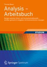 Analysis - Arbeitsbuch