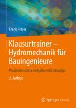 Klausurtrainer - Hydromechanik für Bauingenieure