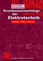 Grundzusammenhänge der Elektrotechnik