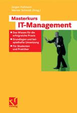 Masterkurs IT-Management
