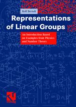 Representations of Linear Groups