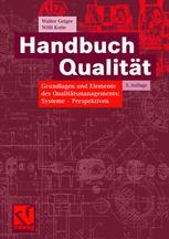 Handbuch Qualität