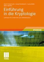 Einführung in die Kryptologie