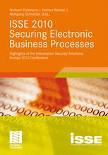ISSE 2010 Securing Electronic Business Processes