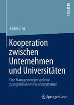 Kooperation zwischen Unternehmen und Universitäten