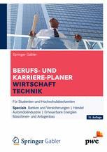Berufs- und Karriere-Planer Wirtschaft / Technik