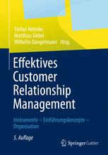 Effektives Customer Relationship Management